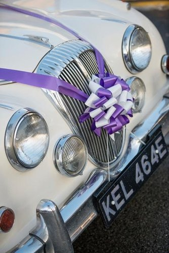 Classic Daimler Wedding Car (1967) Lincolnshire For Hire (picture 6 of 6)