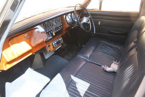 1968 DAIMLER V8 250 2.5 SOLD (picture 3 of 6)