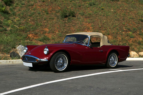 1962 DAIMLER SP250 For Sale (picture 2 of 6)