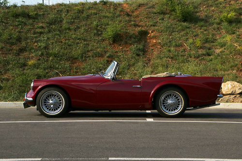 1962 DAIMLER SP250 For Sale (picture 3 of 6)