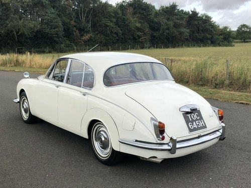 1970 Daimler 250 V8 Automatic SOLD (picture 5 of 6)