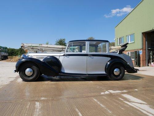 1946 Daimler DE36 Landaulette SOLD (picture 1 of 6)