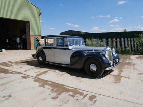 1946 Daimler DE36 Landaulette For Sale (picture 2 of 6)