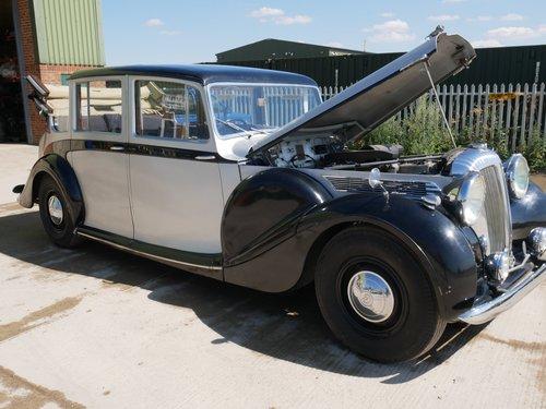 1946 Daimler DE36 Landaulette For Sale (picture 4 of 6)