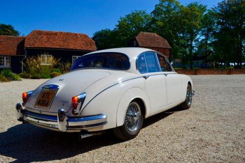 1963 Daimler 250 V8 2.5 For Sale (picture 2 of 6)