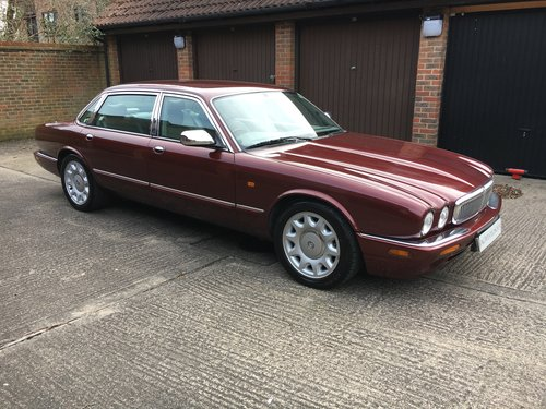 8995 Daimler Super V8 only 56k miles and unmarked condition  For Sale (picture 1 of 6)