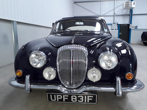1968 Stunning Daimler 250 V8 Saloon SOLD (picture 1 of 6)