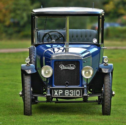 1923 Daimler D16 Landaulette. SOLD (picture 2 of 6)