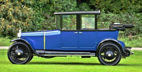 1923 Daimler D16 Landaulette. SOLD (picture 3 of 6)