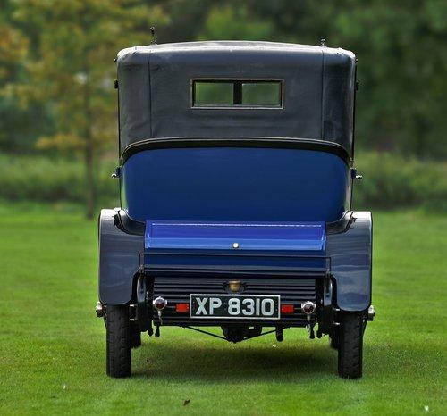 1923 Daimler D16 Landaulette. SOLD (picture 4 of 6)
