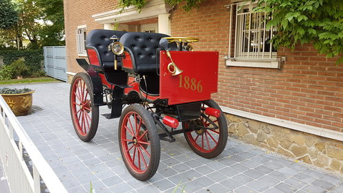 Daimler Motor Carriage Replica (1886) For Sale (picture 2 of 6)