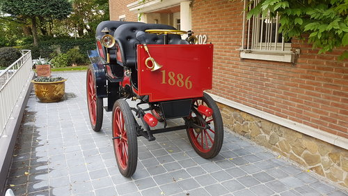 Daimler Motor Carriage Replica (1886) For Sale (picture 3 of 6)
