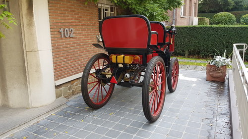 Daimler Motor Carriage Replica (1886) For Sale (picture 4 of 6)