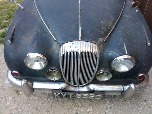 1966 Daimler Mk2 V8 250 Restoration project For Sale (picture 3 of 6)