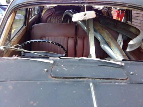 1966 Daimler Mk2 V8 250 Restoration project For Sale (picture 5 of 6)