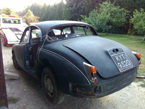 1966 Daimler Mk2 V8 250 Restoration project For Sale (picture 6 of 6)