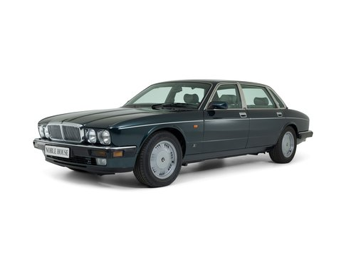 Daimler Double Six Majestic Insignia 1994 For Sale (picture 1 of 6)