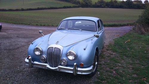 1969 Nice Daimler With All Metalwork Professionally Refurbished For Sale (picture 1 of 6)