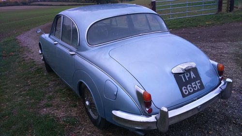 1969 Nice Daimler With All Metalwork Professionally Refurbished For Sale (picture 3 of 6)