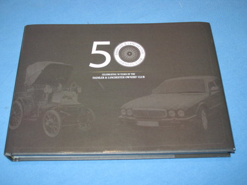 Daimler & Lanchester 50 Years Special Eddition For Sale (picture 1 of 6)