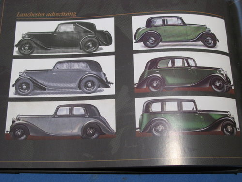 Daimler & Lanchester 50 Years Special Eddition For Sale (picture 4 of 6)