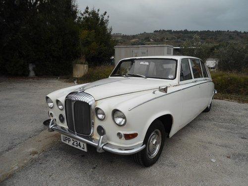 1966 Daimler Vanden Plas Limousine For Sale (picture 1 of 6)