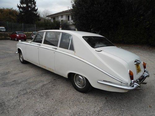 1966 Daimler Vanden Plas Limousine For Sale (picture 4 of 6)