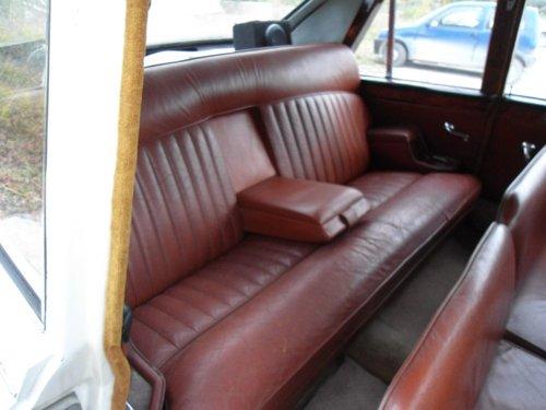 1966 Daimler Vanden Plas Limousine For Sale (picture 6 of 6)