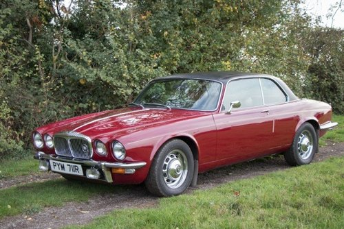 1977 XJ6-C Daimler Sovereign 4.2 coupe For Sale (picture 1 of 5)