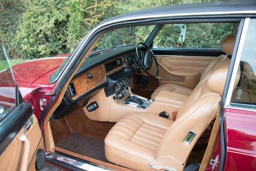 1977 XJ6-C Daimler Sovereign 4.2 coupe For Sale (picture 2 of 5)