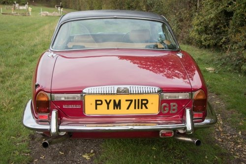 1977 XJ6-C Daimler Sovereign 4.2 coupe For Sale (picture 3 of 5)