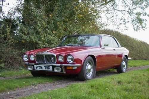 1977 XJ6-C Daimler Sovereign 4.2 coupe For Sale (picture 4 of 5)