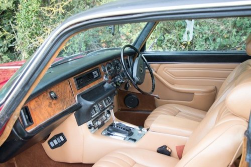 1977 XJ6-C Daimler Sovereign 4.2 coupe For Sale (picture 5 of 5)