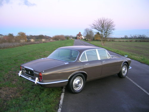 1971 Daimler Sovereign 4.2 Series 1 Classic Car For Sale (picture 4 of 6)