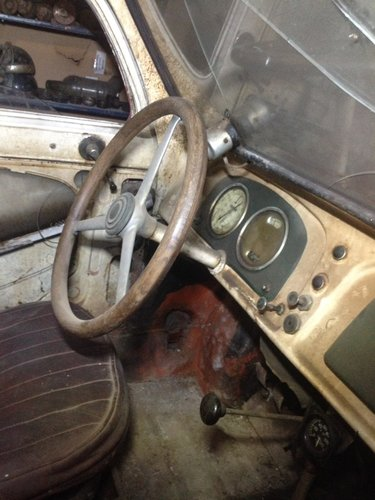 1937 Steyr 50 / VW Beetle For Sale (picture 2 of 5)
