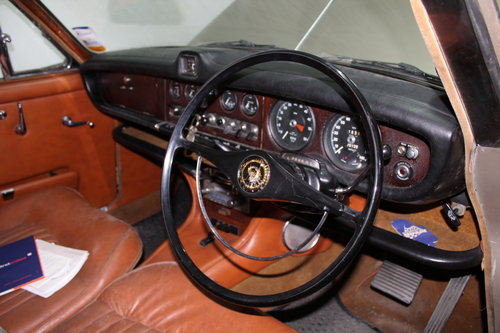 1967 Daimler Sovereign 4.2, complete For Sale (picture 4 of 6)