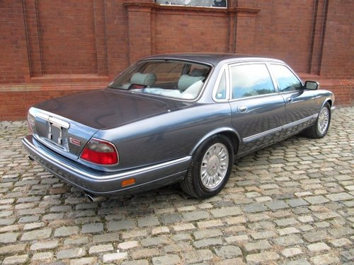 1997 DAIMLER DOUBLE SIX 6.0 V12 AUTO LWB LIMOUSINE MAJESTIC For Sale (picture 2 of 6)