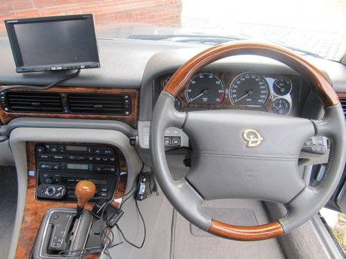 1997 DAIMLER DOUBLE SIX 6.0 V12 AUTO LWB LIMOUSINE MAJESTIC For Sale (picture 5 of 6)