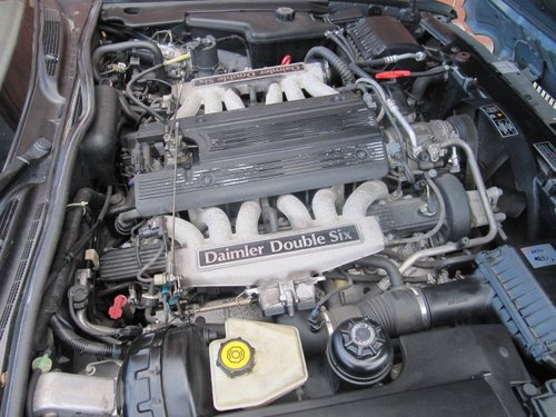 1997 DAIMLER DOUBLE SIX 6.0 V12 AUTO LWB LIMOUSINE MAJESTIC For Sale (picture 6 of 6)