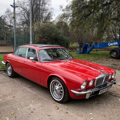 1978 Daimler Sovereign 4.2 LWB Auto For Sale (picture 1 of 4)