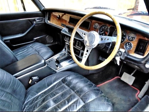 1978 Daimler Sovereign 4.2 LWB Auto For Sale (picture 4 of 4)