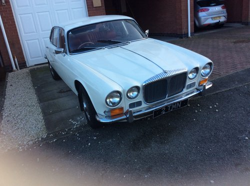 1969 Stunning 1972 Daimler only 49,000 miles For Sale (picture 1 of 6)