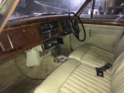 1966 Daimler 2.5 V8 for restoration SOLD (picture 3 of 6)