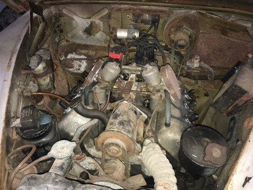1966 Daimler 2.5 V8 for restoration SOLD (picture 5 of 6)