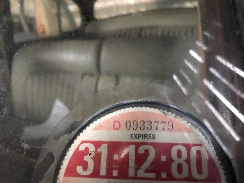 1966 Daimler 2.5 V8 for restoration SOLD (picture 6 of 6)