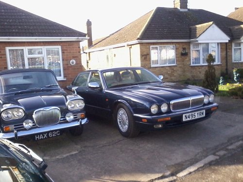 1995 Daimler 6 for sale SOLD (picture 2 of 3)