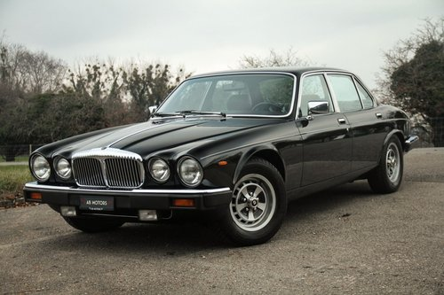 Superb 1981 Daimler 4.2 Sovereign For Sale (picture 1 of 6)