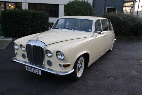 1978 Daimler - DS 420 For Sale (picture 1 of 6)