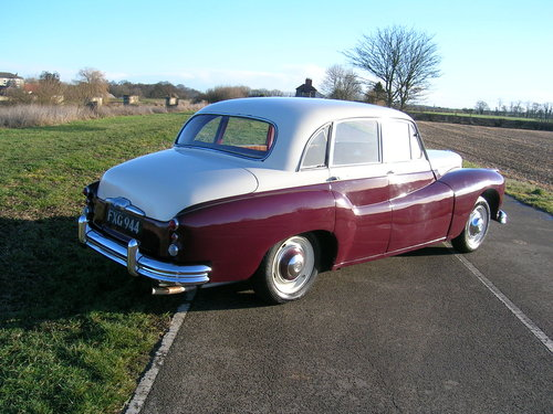 1956 Daimler One O Four 104 DF310 Historic Vehicle  For Sale (picture 3 of 6)