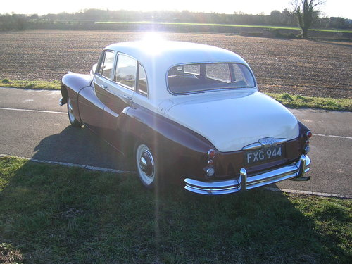 1956 Daimler One O Four 104 DF310 Historic Vehicle  For Sale (picture 4 of 6)